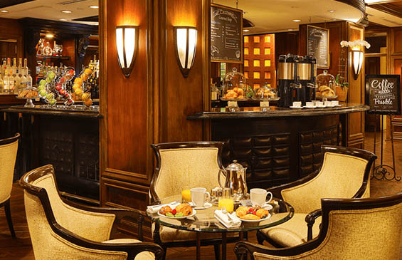 The Best Restaurants In Miami Are At The Biltmore Hotel