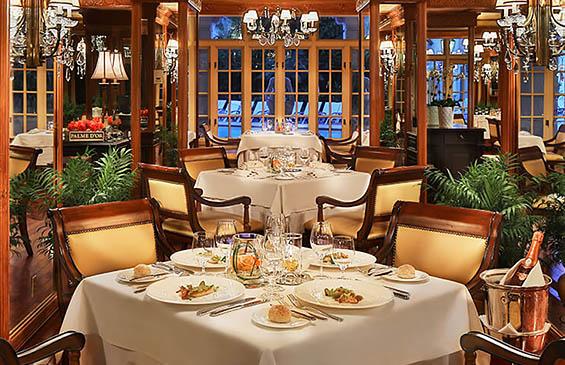 Palme D'Or Restaurant