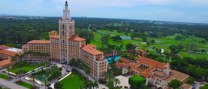 Experience the Miami Biltmore Championship golf course.