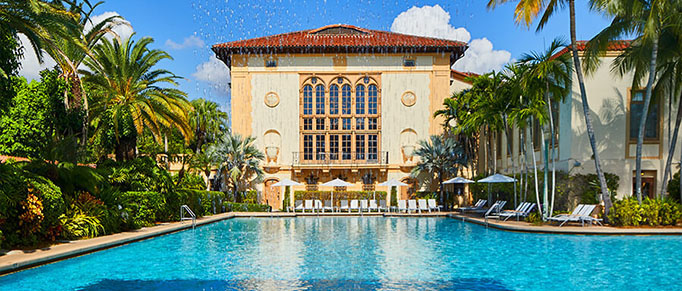 Experience The Luxurious Biltmore Hotel And Resort Video